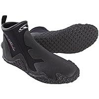 O 'Neill Wetsuits Hombre Boots 3mm Tropical Dive, Todo el año, Hombre, Color Negro - Negro, tamaño 41-42
