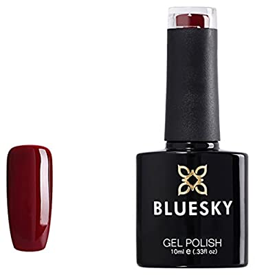 Bluesky Gel Nail Polish, Iced Cappuccino 80503