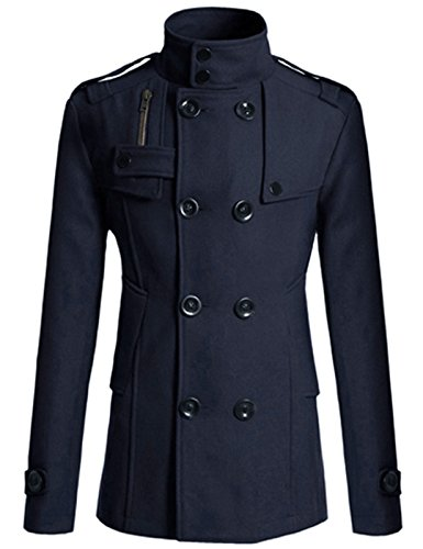 paul-jones-mens-spring-jackets-slim-fit-double-breasted-half-trench-coat-large-navy-blue