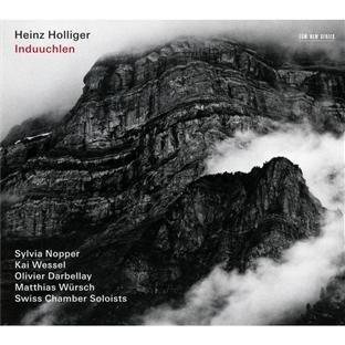 Heinz Holliger: Induuchlen