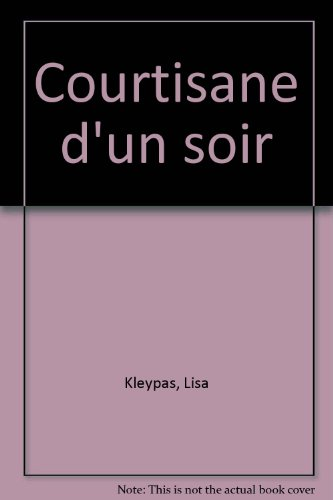 Courtisane d'un soir