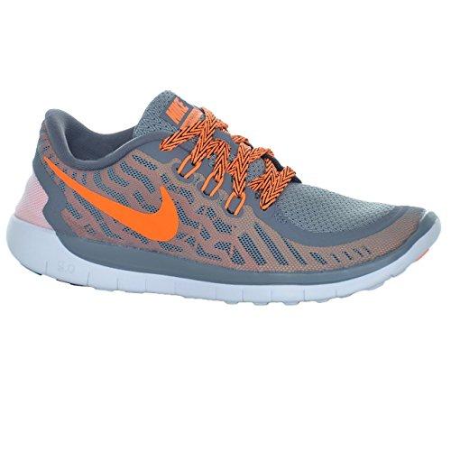 Nike Free 5.0 2015 Boys Jr. - cool grey, Größe #:7Y (Free Nike Schuhe Black Kids)