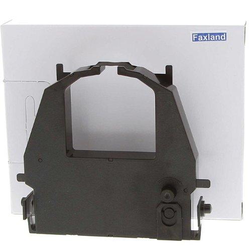Fujitsu Farbband, Schwarz (Farbband für Fujitsu DL 3700 PRO, kompatibel Marke Faxland, DL3700PRO)