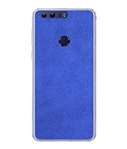 Fuson Designer Back Case Cover for Huawei Honor 8 (cursive karam good things will lead to good )