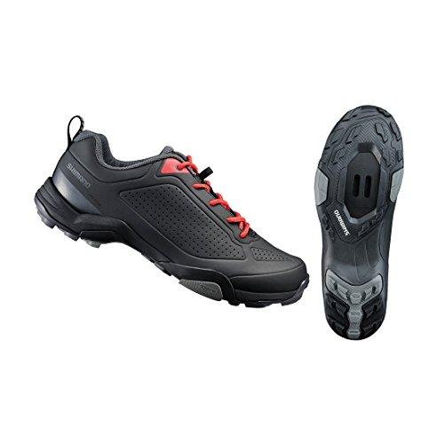 Shimano sh-mt3l–Sneaker–schwarz Gr. (Frauen Sattel Schuhe)