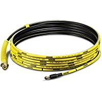 Kärcher 7.5 m Pipe and Drain Cleaning Kit for K2 - K7 Series Domestic Pressure Washers