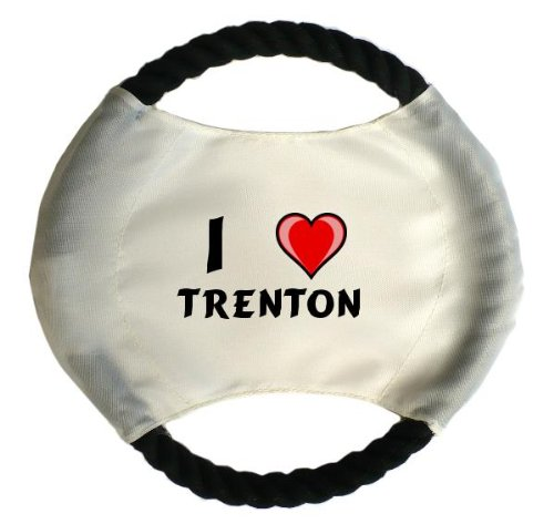 personalised-dog-frisbee-with-name-trenton-first-name-surname-nickname