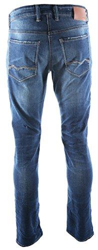 """Herren Jeans """"Arne Selected"""" stoned blue"""