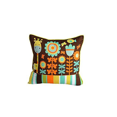 Digital Print Kinder Kissen Decken Handgefertigte 18 X 18 Zoll 1 Stück 100 % Baumwolle,...