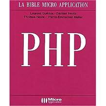 PHP (avec CD-Rom)