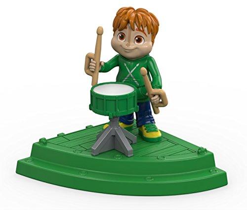 Mattel Alvin und Die Chipmunks Spielfigur Theodore (Alvin Chipmunks Spielzeug)