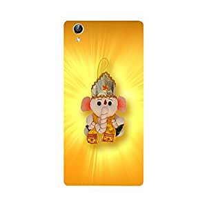 Skintice Designer Back Cover with direct 3D sublimation printing for Vivo Y51L