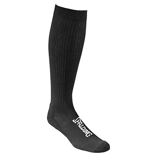 Spalding Socke High Cut Vpe 2 Paar, schwarz, 41-45, 300319502