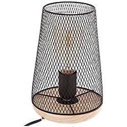 Lampe à poser - Style Design - Coloris NOIR