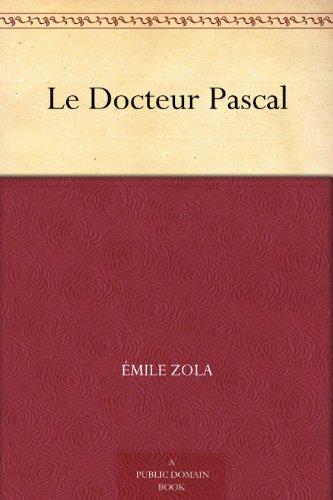 Couverture du livre Le Docteur Pascal