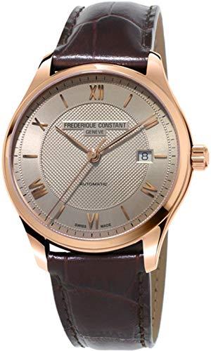 Frederique Constant Classics Reloj de Hombre automático 40mm FC-303MLG5B4
