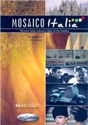 Mosaico Italia: Libro + Audio CD