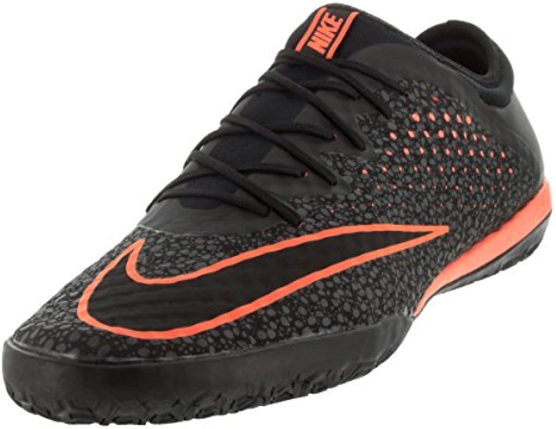 Nike MERCURIALX FINALE IC BLACK/VIVID PINK WHITE VVD PNK   11.5