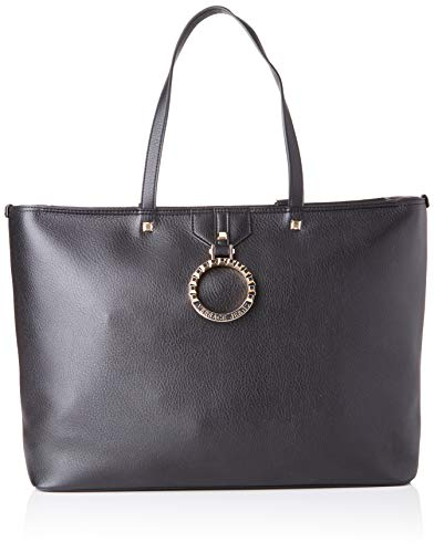 Versace Jeans Couture Bag, Damen, Schwarz (Nero), 12x30x39 cm (W x H L)