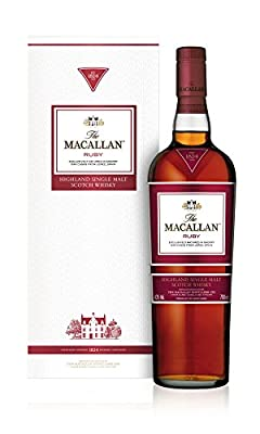 The Macallan 1824 Ruby Single Malt Scotch Whisky 70cl Bottle
