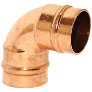 Plumb-Pak Pre-Soldered Elbow 22mm - Pack of 3