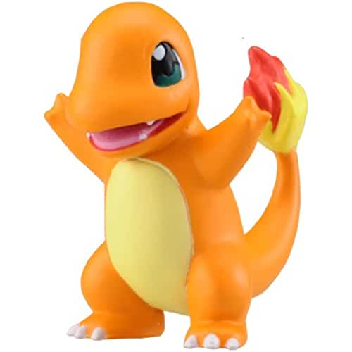 figuras kawaii Takaratomy Official Pokemon X and Y MC-003 ~2 Charmander/Hitokage Action Figure
