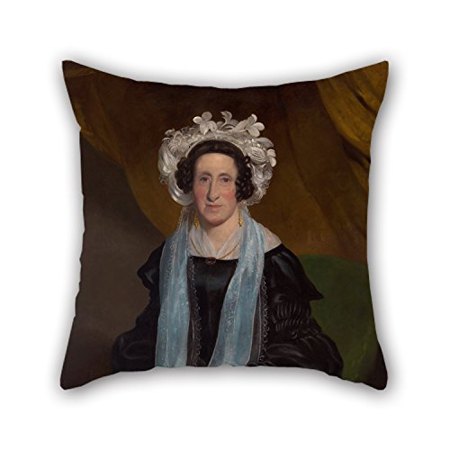 20-x-20-inch-50-by-50-cm-oil-painting-henry-mundy-elizabeth-mrs-william-field-cushion-cases-two-side