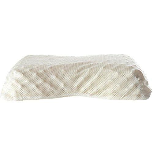 MNII Latex Oreiller Conservant Le Cou Correction de Massage Santé Noyau de l'Oreiller Arachide Col de l'utérus Études ergonomiques Oreiller, White