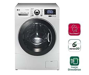 LG F24963WHS Autonome Charge avant 12kg 1400tr/min A+++-40% Blanc machine à laver - machines à laver (Autonome, Charge avant, Blanc, Gauche, LCD, 120°)