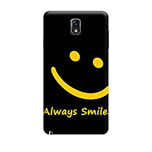Digi Fashion Designer Back Cover with direct 3D sublimation printing for Samsung Galaxy Note 3