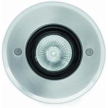 Faro iluminación–TECNO-6EMP. Inox 1L GU1050W/5LED
