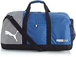 Puma Polyester Blue Messenger Bag (7257502)