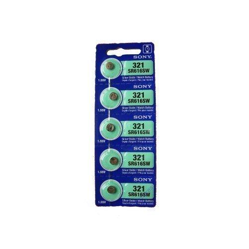 sony-sr616sw-silberoxid-batterien-155-v-groesse-321-5-stueck