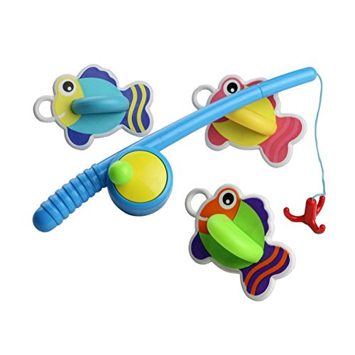 bath toys bathtub fun time games set fishing floating toys