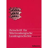 Zeitschrift für Württembergische Landesgeschichte [Jahresabo]
