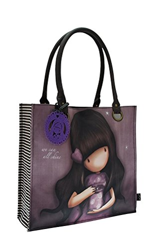We Can All Shine – Large Shopper Bag by Gor-juss
