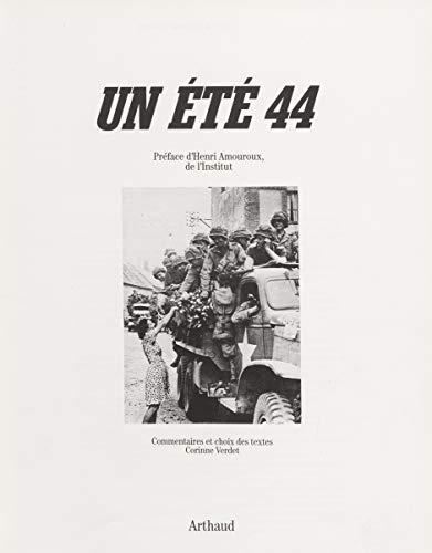Un été 44 (Vieux Fonds Vln) (French Edition)