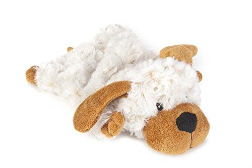 Beeztees 619725 Pluesch Hundespielzeug Knuffie, 21 cm