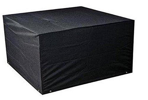 fablcrew Möbel Großer Tisch wasserdicht Cube Set Cover für Im Garten 242* 162* 100cm Cube Tisch Und Stuhl Im Set