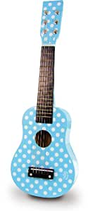 Vilac - 8328 - Instrument de Musique - Guitare à Pois