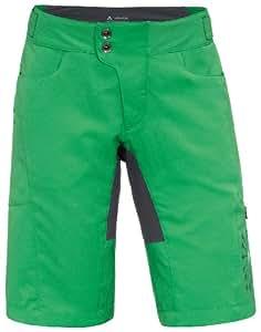 VAUDE Skit Women's Shorts Green Grasshopper Size:10