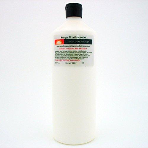 Lavendel Hair Conditioner (New Dawn natürlichem Lavendel Hair Conditioner–73% Bio | Vegan–Serie Nr. 4–25ml/100ml/250ml/1l Größen)