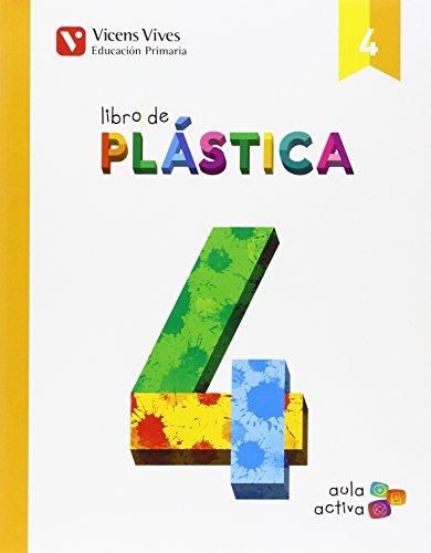 Libro de plastica 4 (aula activa)