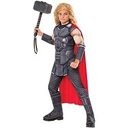 Disfraz infantil de Thor Ragnarok de Rubie's, producto oficial de Marvel
