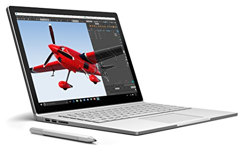 "Microsoft Surface Book Schermo Touch 13,5 "" grigio Surface Book"