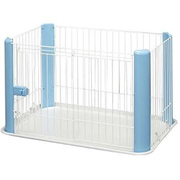 Iris Ohyama Chien Cage Parc d'Extérieur Enclos Chenil Bleu Europe Cls-960 1 kg