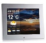 SINOIDEAS  CHRONODAB DAB/FM Digital Alarm Clock Radio with Instant Time Set