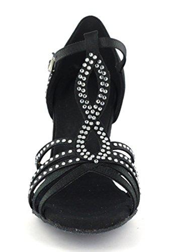TDA - Ballroom donna 6cm Black