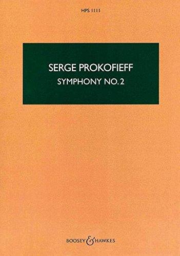 Symphonie Nr. 2: op. 40. Orchester. Studienpartitur. (Hawkes Pocket Scores)