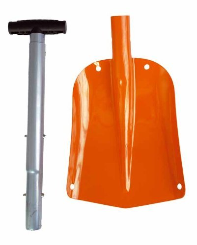 Neige/sandschaufel étui de protection rabattable avec matelas